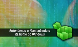 Manipulando o registro do Windows