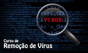 Remoção de vírus de computador