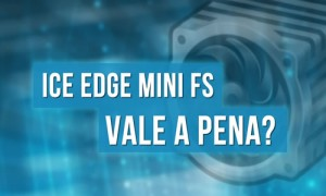 Cooler Ice Edge Mini FS - Vale a pena?