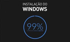 Instalar o Windows nunca foi tão fácil e rápido