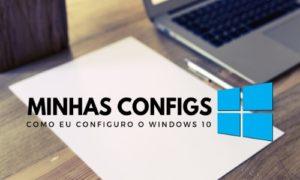 Como eu configuro o Windows 10 na minha máquina